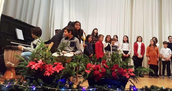 Festival de fin de curso da Escola de Música de Trives