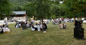 Maridaxe de godello, gastronomía e música na II Velada dos Sentidos de Godeval