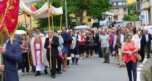 Día grande da Octava do Corpus en Viloira