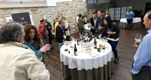 Catas e petiscos para abrir as  VII Xornadas de Portas Abertas da Ruta do Viño de Valdeorras