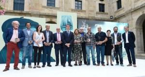 A D.O. Ribeiro entrega os seus premios 2018 no Mosteiro de San Clodio (Leiro)