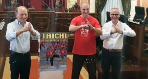 Sesións de Taichi do 16 ao 27 de xullo no Xardín do Posío, en Ourense