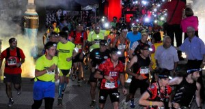 III Night Trail de Quiroga, na noite do 7 de xullo