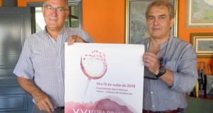 A XXI Feira do Viño de Valdeorras reunirá a vinte adegas o 14 e 15 de xullo en Viloira (O Barco)