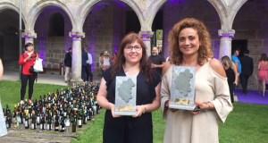 D'Berna e Ruchel, acios de ouro da D.O. Valdeorras na Cata dos Viños de Galicia