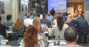 Éxito do curso organizado pola D.O. Valdeorras na Coruña
