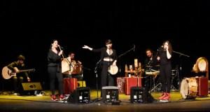 Tanxugueiras actuarán o 28 de xullo no Laroucofest 2018, en Baltar