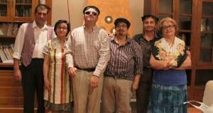 O teatro de A Ruada abre as festas de San Roque na Rúa Vella