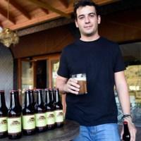 Preséntase a primeira cervexa artesá de Valdeorras