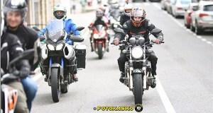 Novo éxito de asistencia na 5ª concentración mototurística A Curuxa