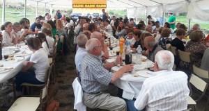Unhas 200 persoas participan na IV Xuntanza Veciñal de Solbeira (Viana)