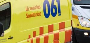 Un ferido en Vilariño de Conso ao caer coa súa cadeira de rodas por un terraplén