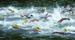 Vilamartín, capital galega da natación en augas abertas