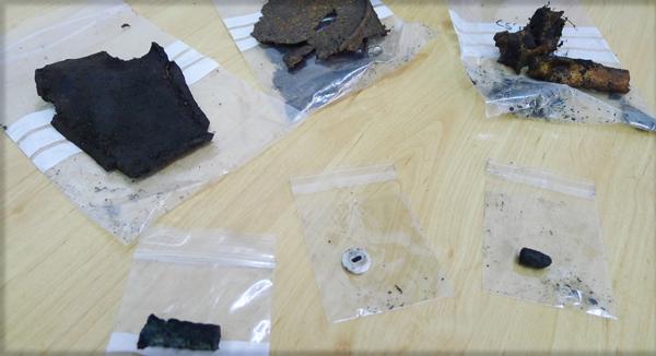 """Os restos da guerrilla antifranquista atopados na """"Cidade da Selva"""" analizaranse e exporanse en Casaio"""