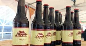 """La Faraona Craft Beer"" de Vilamartín, na I Feira da Cervexa Artesá da Rúa"