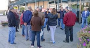 Mantense a concentración en defensa das pensións do 29 de outubro