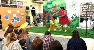 O Día da Biblioteca celébrase no Barco cun contacontos para bebés
