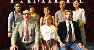 """A obra teatral """"En Familia"""", nos escenarios do Barco e da Rúa en outubro"""
