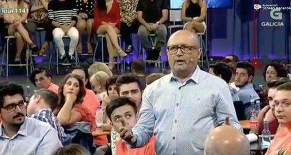 A catástrofe das Ermitas, cantada no Luar por Juan Corzo de Celavente