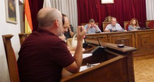 O alcalde do Barco sae en defensa do corredor ferroviario Atlántico de mercadorías no pleno municipal