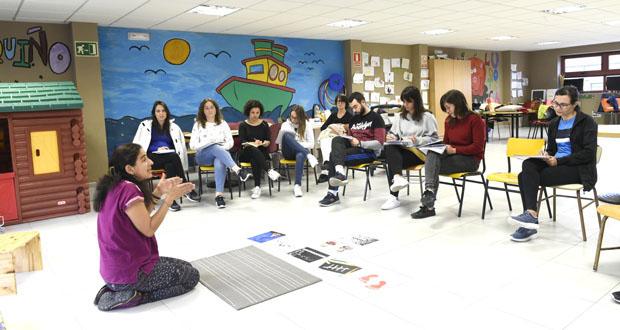 Aprendendo a metodoloxía Montessori, outra forma de educar