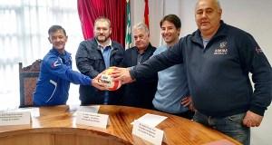 Actividades de tecnificación, supervisión e control de voleibol, en Quiroga
