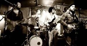 The Bluesfellas en concerto no Bajo 5 do Barco