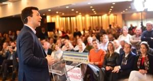 Gonzalo Caballero, proclamado candidato socialista á presidencia da Xunta