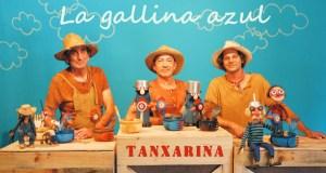 """Tanxarina presenta a súa """"Galiña azul"""" no Barco"""