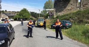 Protección Civil do Bolo e de Chandrexa, entre as agrupacións ourensás que recibirán material da Xunta