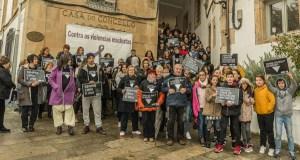 "Viana do Bolo concéntrase contra a ""violencia machista"""