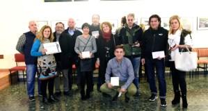 Entréganse os premios do XI Concurso Fotográfico Manuel Blanco Pascual do IEV
