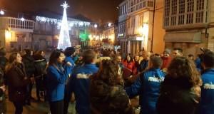 Viana do Bolo vibra cos cantos de taberna