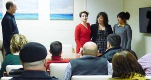 Preséntase o Centro de Día O Salgueiral, un novo servizo para a comarca de Valdeorras