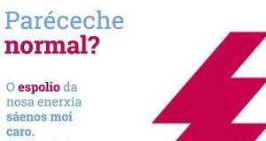 """O BNG abordará """"o espolio da enerxía"""" en Galicia nun acto na Rúa"""