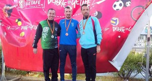 Bronce para o barquense José Fernández Nieves no campionato de España de marcha en ruta máster