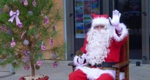 Papá Noel e o Apalpador percorrerán a vila do Barco na tarde do 21 de decembro