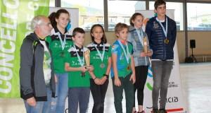 O campionato galego de remudas reúne en Quiroga a máis de 200 orientadores