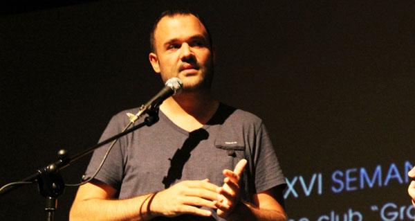 """Xacio Baño presenta a súa primeira longametraxe """"Trote"""" no Barco, """"a miña casa"""""""