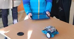 O colexio de Viloira (O Barco), entre os centros da provincia que participan no programa de robótica