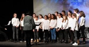 O Conservatorio e a Escola de Música do Barco enchen o Teatro Lauro Olmo