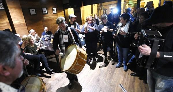 Sete grupos participarán na IV Foliada e Cantos de Taberna da Festa do Botelo