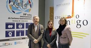 O CRDO Monterrei estará presente en todos os eventos organizados por Expourense