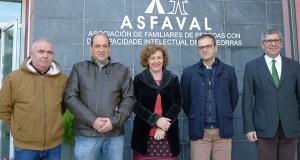 A Fundación Iberdrola segue colaborando con Asfaval