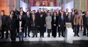 O Mosteiro de Santa María de Montederramo, escenario da entrega dos Premios da Cultura Galega