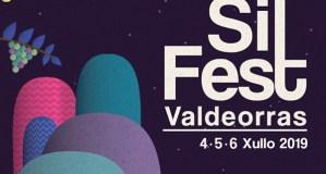 O SilFest Valdeorras 2019 xa ten imaxe promocional