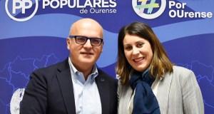 Melisa Macía liderará a candidatura do PP en Vilariño de Conso nas eleccións locais