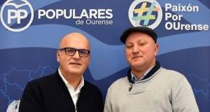 Domingo Diéguez será o cabeza de lista do PP por Trives