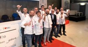 A Asociación Cociña Ourense vístese de longo en Xantar