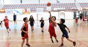 Os pequenos do MV Barco participarán este domingo na III Concentración Baby-Basket, en Monforte